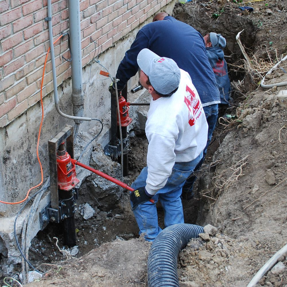 Sunken Foundation Repair - Step 6