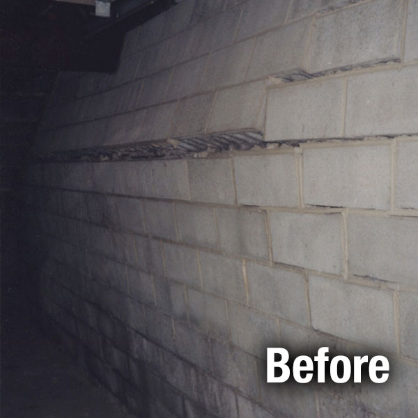 Concrete Foundation Repair Cracked Foundation Repair
