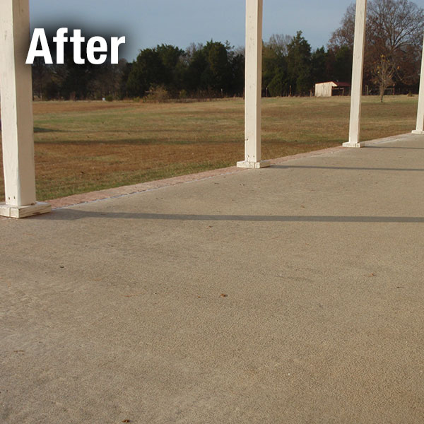 Superb A 1 Concrete Leveling Patio Repair   After