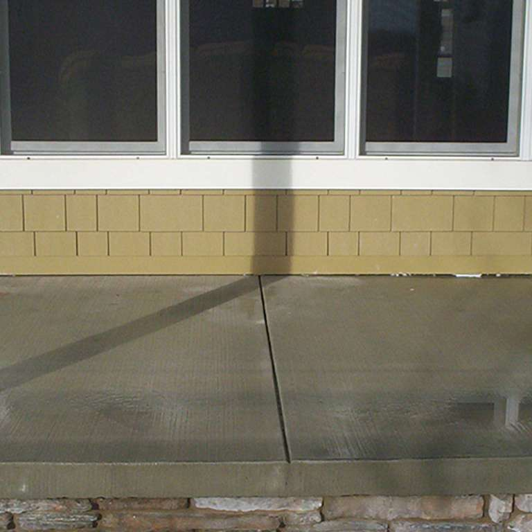 Louisville Porch Repair - After