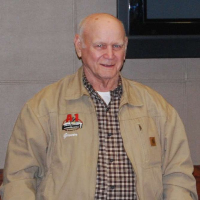 Grover Miller, Founder and Inventor of A-1 Concrete Leveling