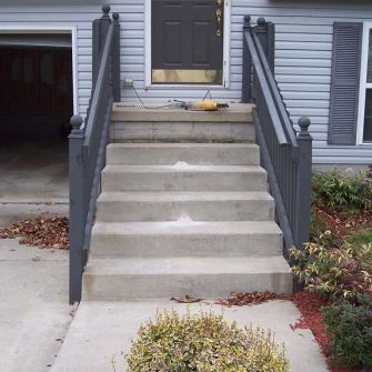 Why Concrete Steps Leveling